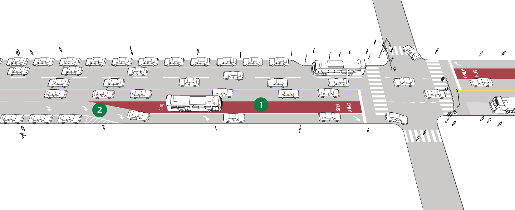 Transit Approach Lane-01