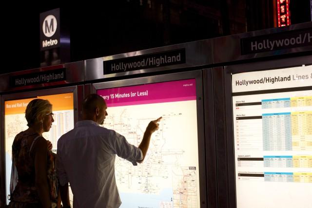 Passenger Information & Wayfinding