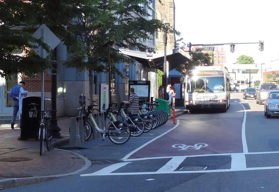 Washington Street, Boston