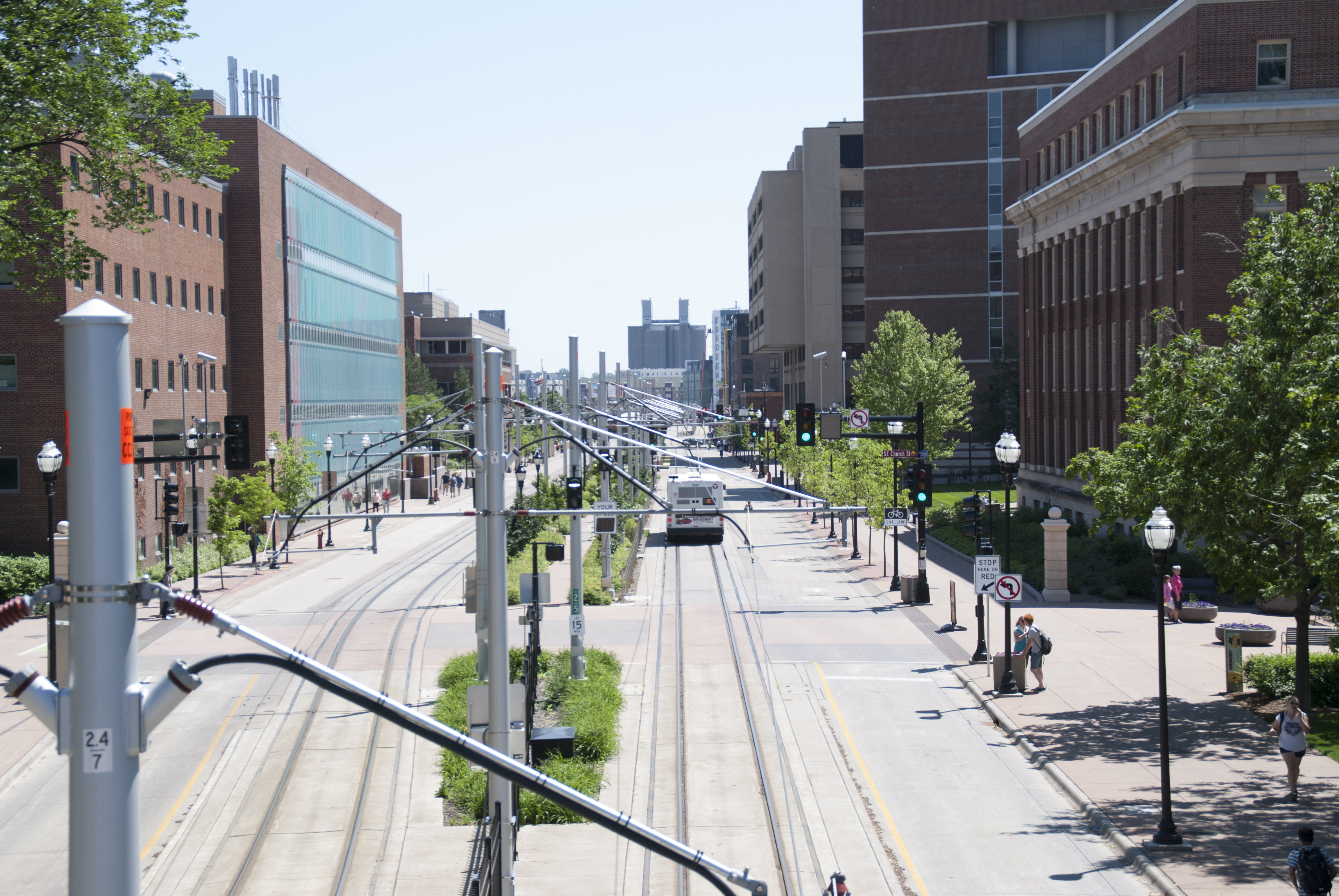 Washington St, Minneapolis (credit: MetroTransit)