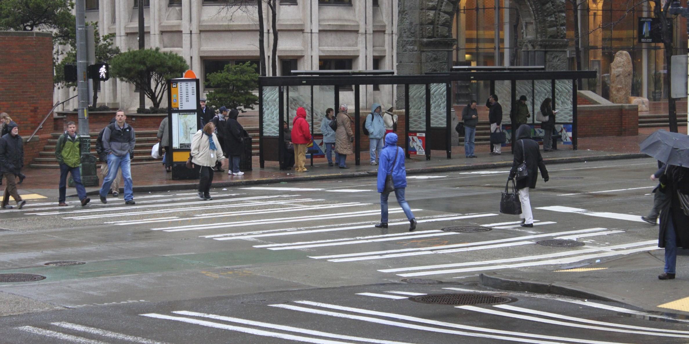 Immediate Credit Card >> Pedestrian Access & Networks | National Association of City Transportation Officials