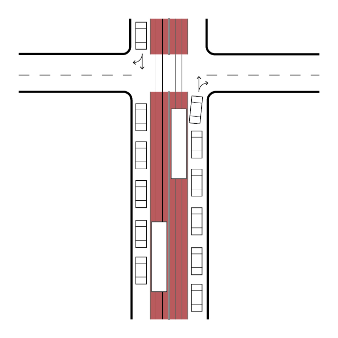center transit lane diagram-01