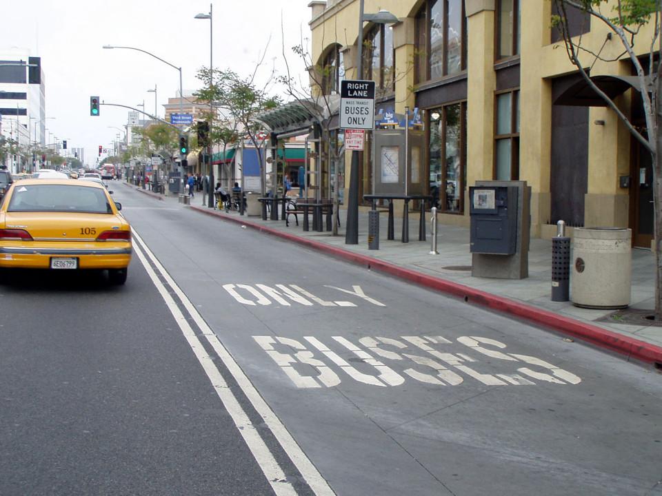 Santa Monica Blvd, Santa Monica