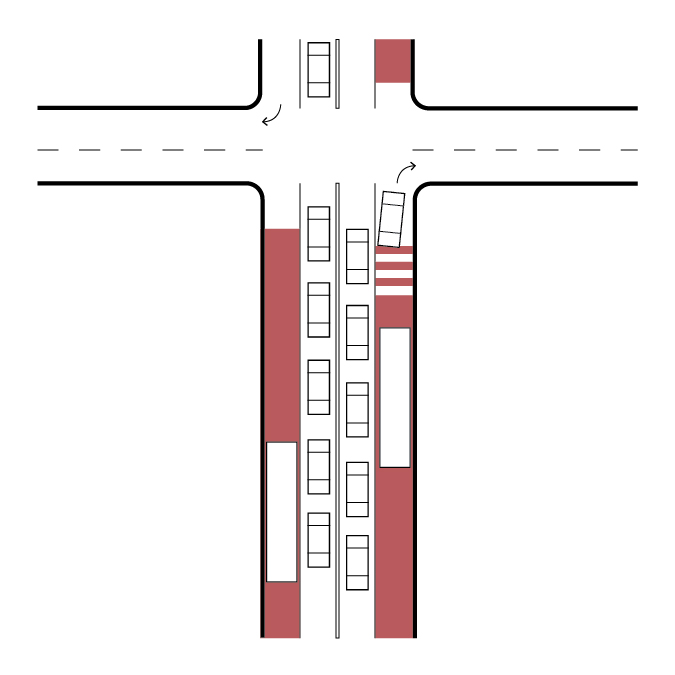 curbside transit lane diagram-01
