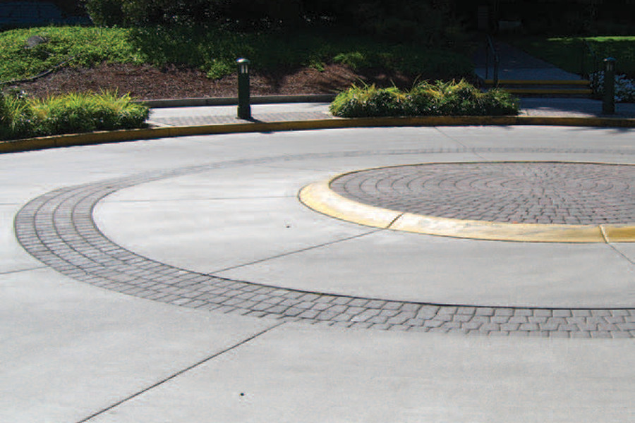 mountable roundabout-