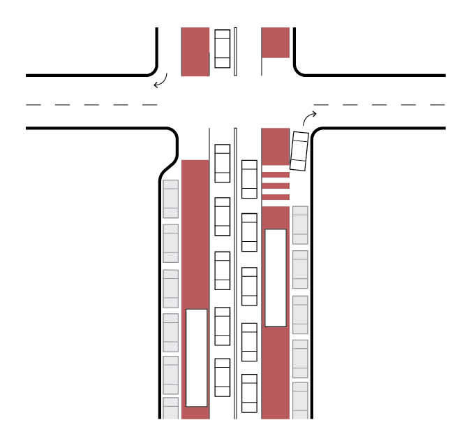 offset transit lane diagram-01