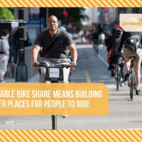 High-Quality Bike Facilities Increase Ridership and Make Biking Safer