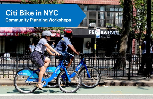2016 Citi Bike Nyc Citi Bike In Nyc Community Planning