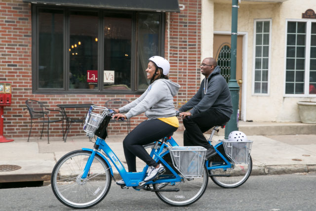Bike Share Initiative