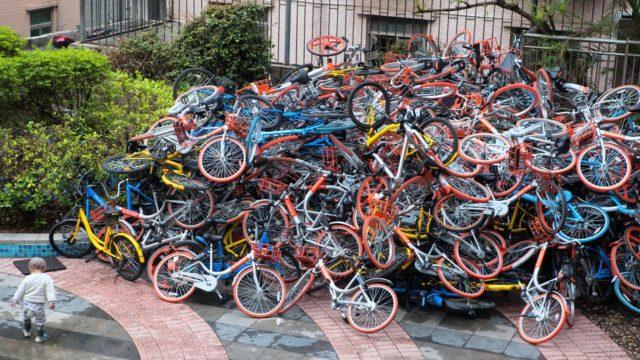Bike Share and Shared Micromobility Initiative