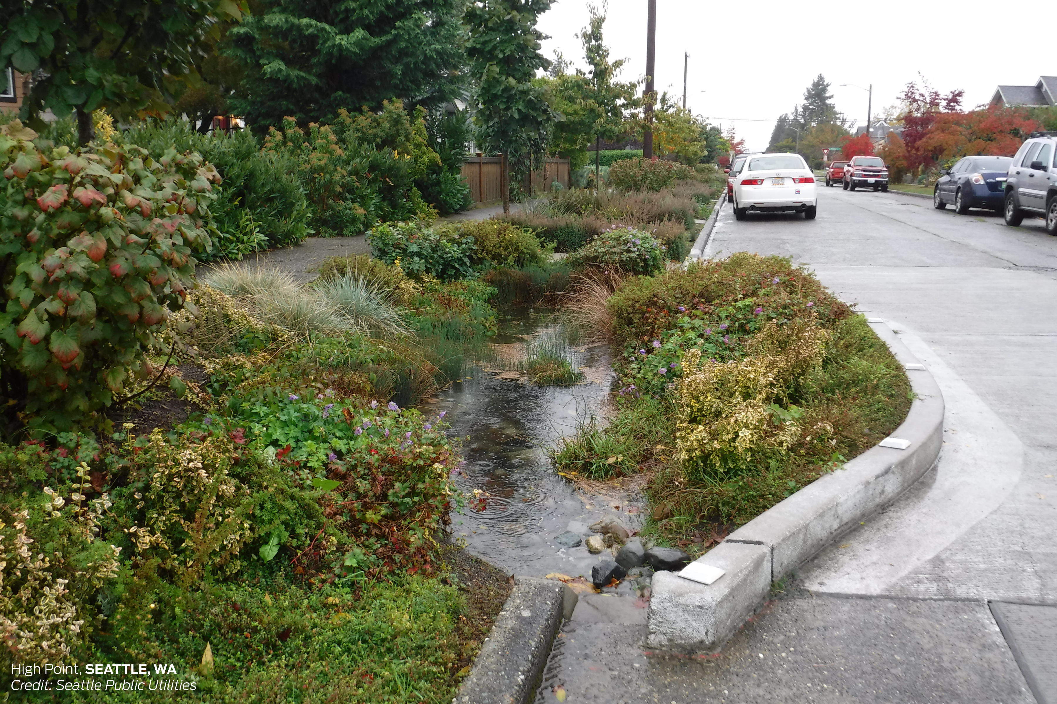 Why sustainable stormwater management matters national for Stormwater pond design