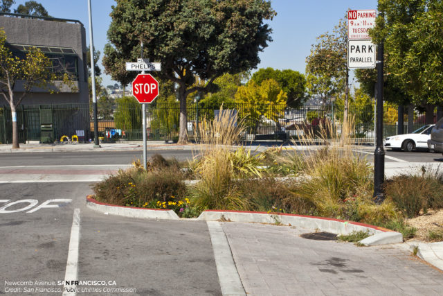 Green Stormwater Elements