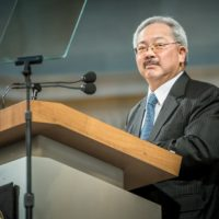 Statement by Linda Bailey on the Passing of San Francisco Mayor Ed Lee