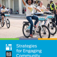 NACTO and the Better Bike Share Partnership release best practice guidance for engaging communities in mobility initiatives
