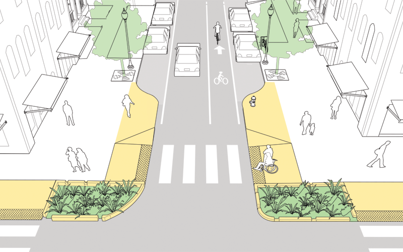 Vision zero in practice national association of city - Traffic planning and design layoffs ...