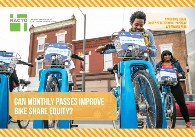 Bike Share and Shared Micromobility Initiative