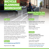 NACTO Bicycle Planning Workshop