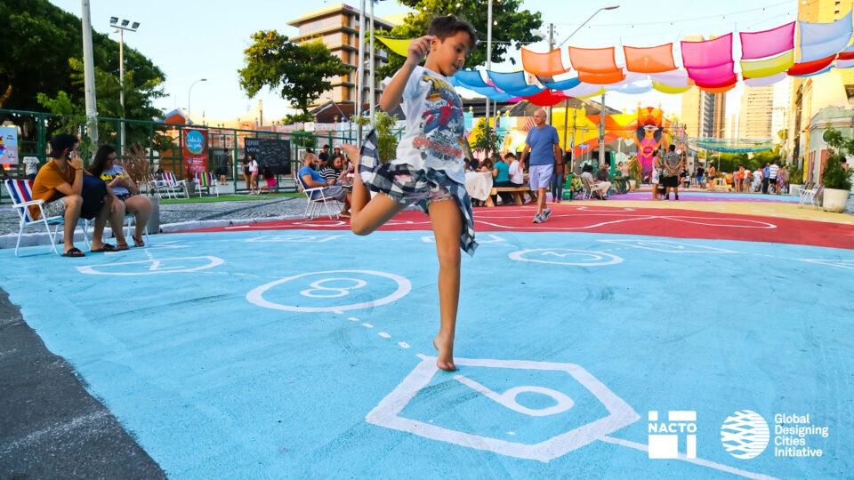 Designing Streets for Kids Index