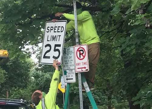 Default Speed Limits