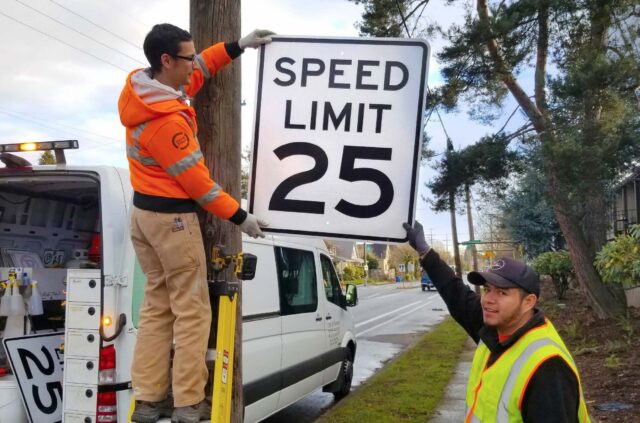The Right Speed Limits