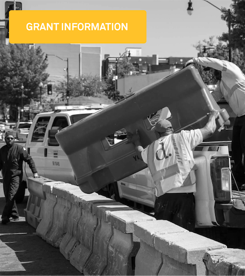 Link to Streets for Pandemic Response and Recovery grant program page