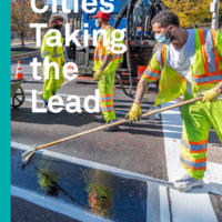 NACTO in 2020: Cities Taking the Lead