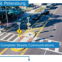 Complete Streets Communications, St. Petersburg