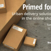Primed for Pickup: Urban delivery solutions for cities, in the online shopping boom