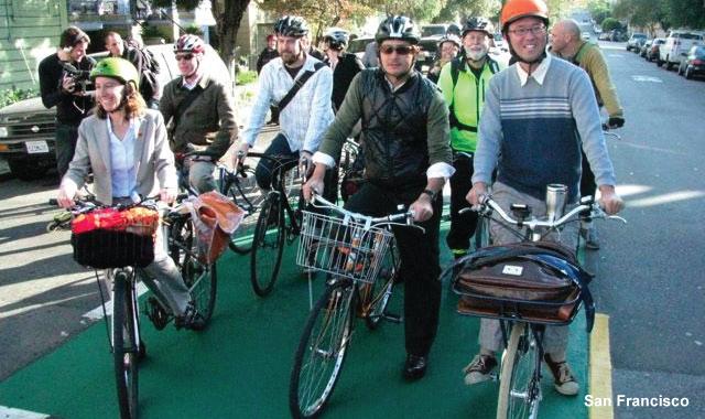 Bike Box - San Francisco, CA
