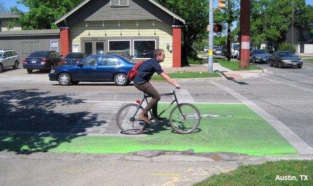Bike Box - Austin, TX