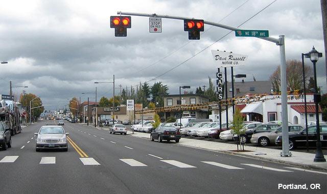 Hybrid Beacon - Portland, OR