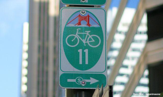 Wayfinding Signs - San Francisco, CAWayfinding Signs - Berkeley, CAPhoto: flickr - Richardmasoner