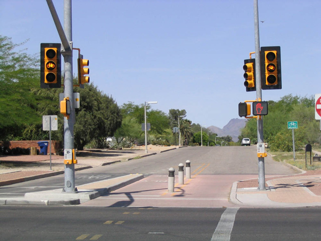 Diverter with Signal - Tucson, AZ