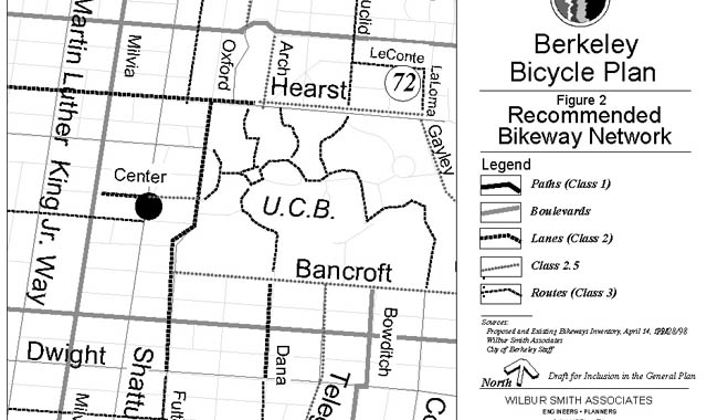 Bicycle Network - Berkeley, CA
