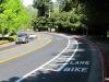 Buffered Bike Lane - Fairfax, CA